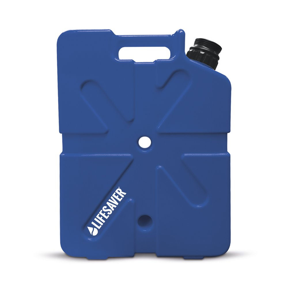 Find out more about LifeSaver Jerrycan 20000UF