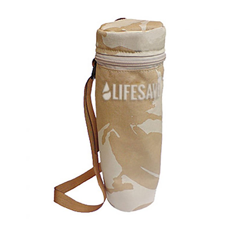 Bottle desert pouch