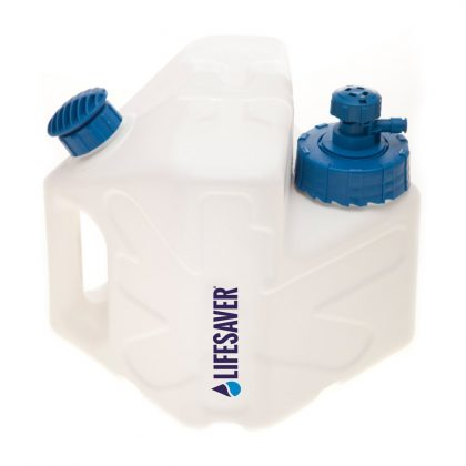 LifeSaver water purification Cube