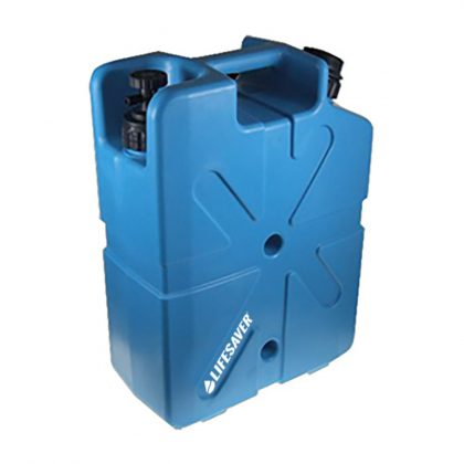 LifeSaver water purification Jerrycan 10000 blue