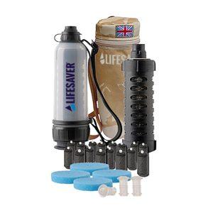 Lifesaver 6000 liter Water Purification Bottle