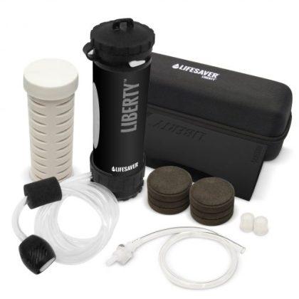 LifeSaver Liberty™ Advanced Pack - Black