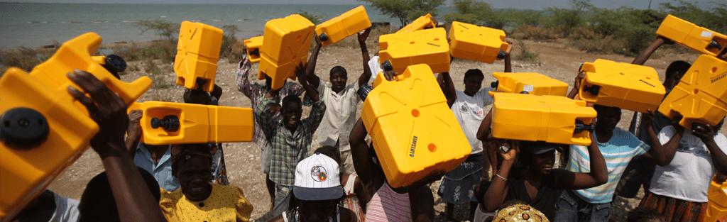 LifeSaver: Humanitarian