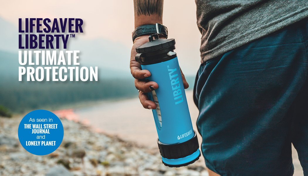 Portable Water Purification | Bottles | Jerrycans | Cube